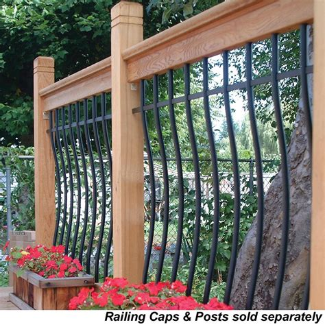 Wood Porch Railing Systems by Free Sles Railsimple Wood Railing Kits Tuscany