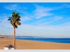 Malvarrosa beach, Valencia, Spain City guide Tripkay