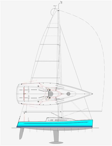 Sailboat Lines by Sailboat Design Lines Nilaz