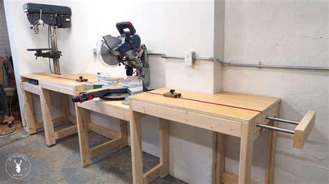 compound miter  table plans mitre  station