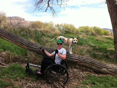wheelchair hiking for the modern adventurer grit freedom