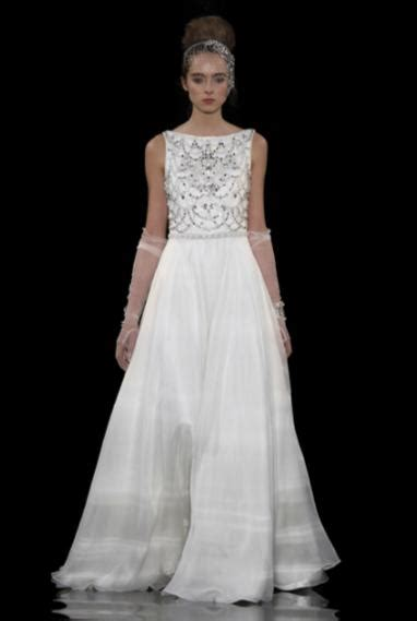 How To Accessorize A Boat Neck Dress by Ask The Expert Della Giovanna On Wedding Gown Necklines