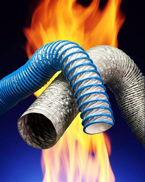 high temperature hose extremely flexible  compressible