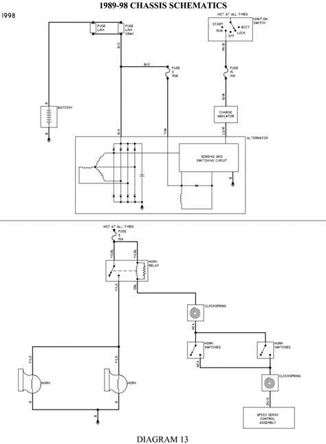 Mercury Ac Wiring Diagram by Mercury Grand Marquis Questions Alternator Wiring