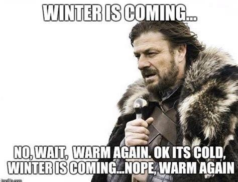Funny Winter Memes - winter monday memes my no guilt life my no guilt life