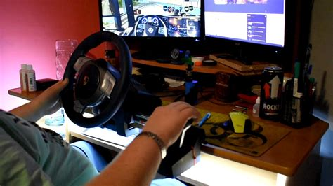 Fanatec Porsche 911 Carrera Euro Truck Simulator 2 ETS2
