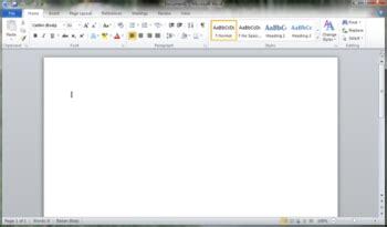 Windows Microsoft Word by Microsoft Office