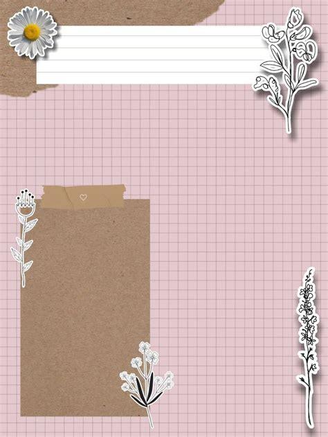Bordes de página con decorado bonito. Fondos para WORD | Fondos de word, Libreta de apuntes ...