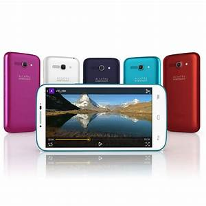 Ces 2014  Alcatel Debuts One Touch Pop C9 Phablet With 5 5
