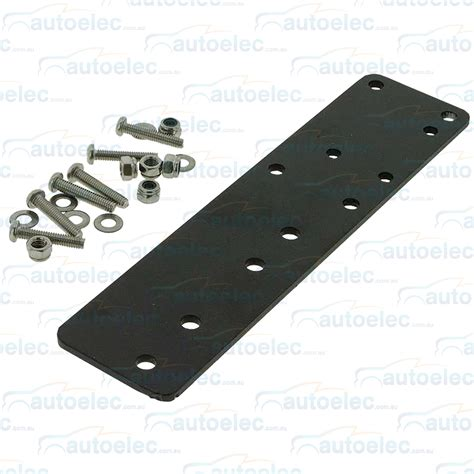 Anderson Plug Amp Mount Cover Pin Flat Trailer