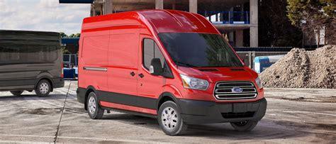 ford transit full size cargo van versatile