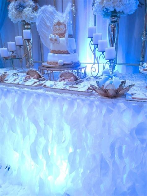 baby boy angel shower baby shower ideas