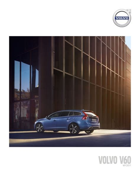 Orange County Volvo by 2017 Volvo V60 Brochure Orange County Volvo