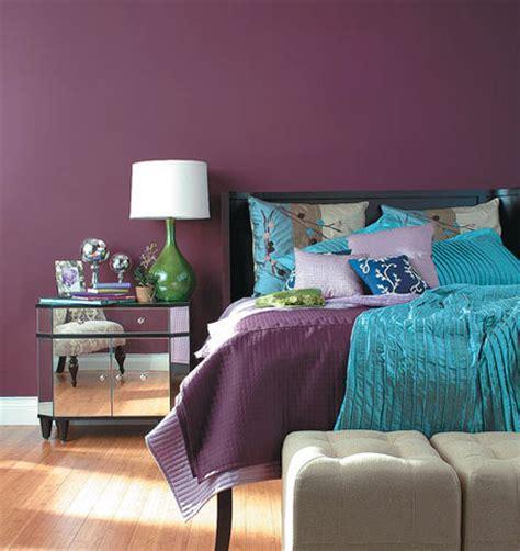 bedroom decor  purple  decorative