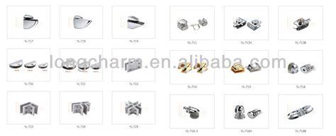 glass display cabinet hardware adjustable glass clip metal brackets metal cabinet shelf