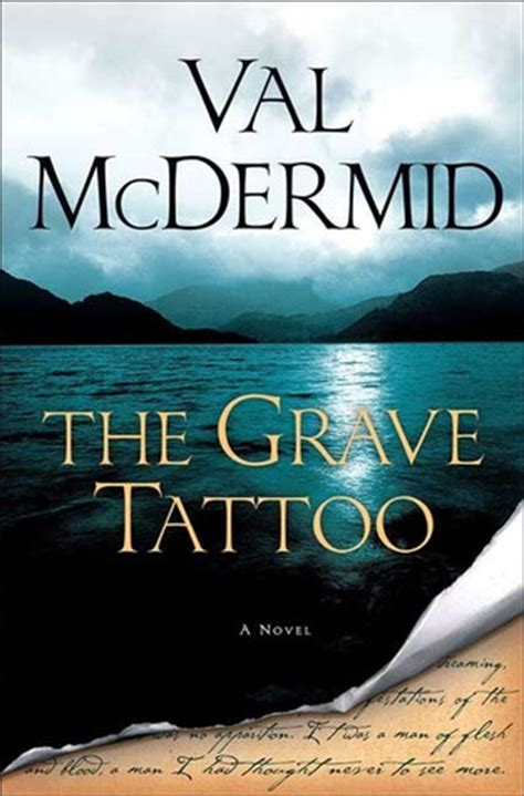 grave tattoo  val mcdermid reviews discussion
