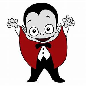How to Draw a Cartoon Vampire: 14 Steps (with Pictures ...