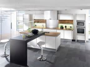 kitchen island and table cuisine avec îlot central 43 idées inspirations