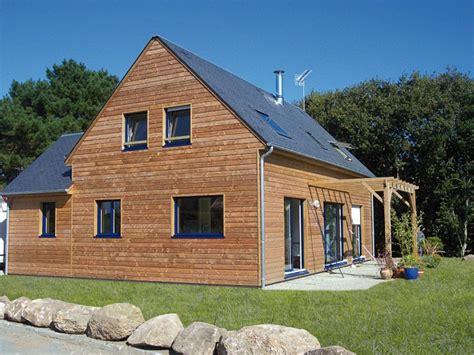faire construire sa maison en bois prix maison en bois une chaleur appropri 233 e 233 t 233 comme hiver