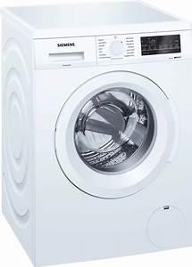 Kleine Waschmaschine Test : siemens wu14q420 waschmaschine im test 2018 ~ Michelbontemps.com Haus und Dekorationen