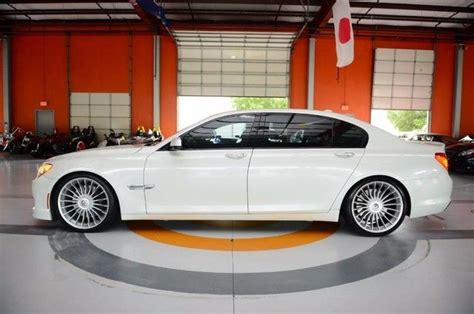 bmw li oem alpina body kit oem alpina wheels navi