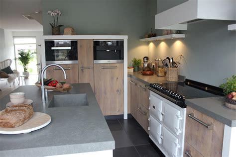 Landelijk Behang Keuken by Gerard Hempen Houten Keukens Landelijk Modern Product In