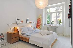 Home interior and exterior design inspiring ideas for for Bedroom decorating ideas for small apartments