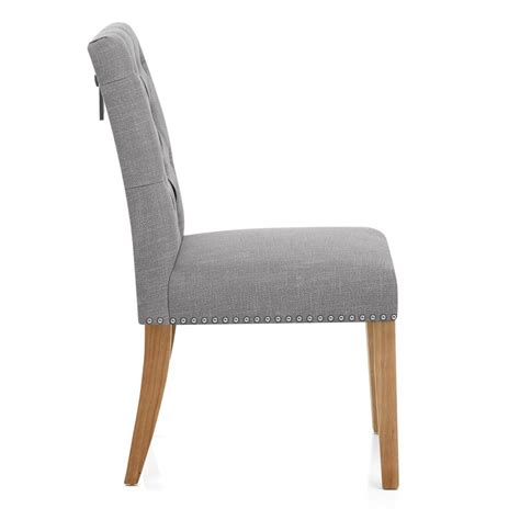 chaises tissu chaise bois tissu barrington mondedutabouret