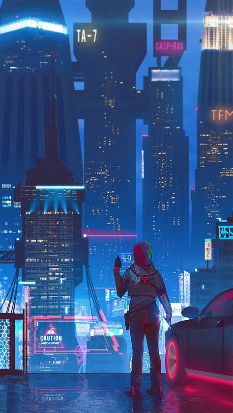 Mobile abyss video game cyberpunk 2077. #329983 Cyberpunk, City, Sci-Fi, 4K phone HD Wallpapers, Images, Backgrounds, Photos and ...