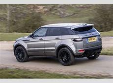 Land Rover Range Rover Evoque 2011 Car Review Honest John