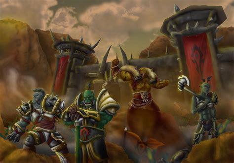 siege d orgrimmar siege of orgrimmar by koborquez on deviantart