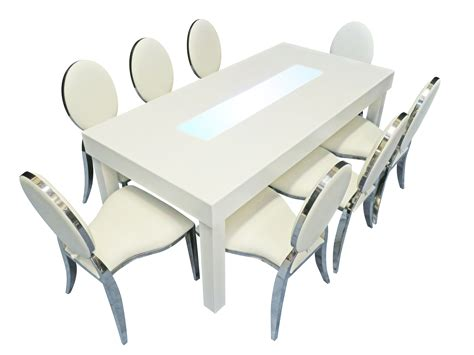 chrome table and chairs chrome dining table and chairs chrome and glass table