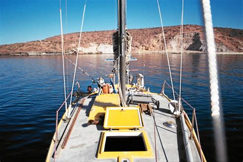 Sailboat Used In Adrift by Sailboat Living Adrift