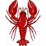 Lobster Clipart Transparent Crab Clip Silhouette Pinclipart