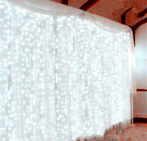 Rideaux Lumineux by 300leds Fairy String Icicle Led Curtain Light 300 Bulbs