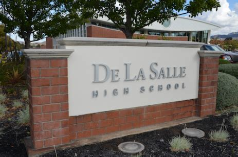 de la salle high school and molligan inc