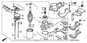 Honda Engines Gxv340 Dap Engine  Jpn  Vin  Gj02
