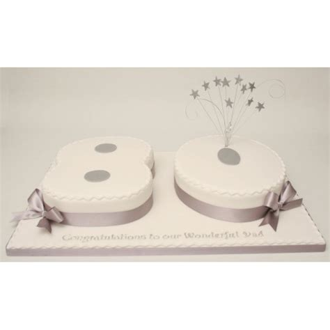 large 80th birthday number cake 80th birthday numbers cake