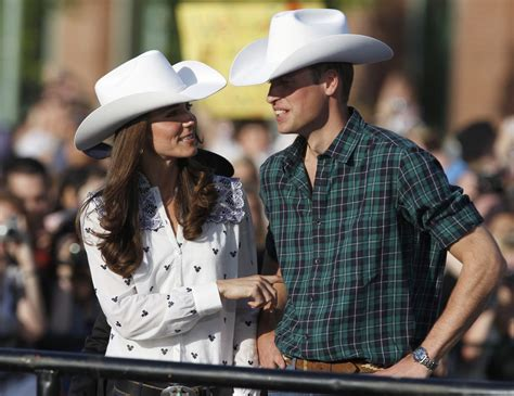 kate middleton  prince william stay  dated canada hotel
