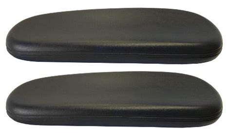 replacement office chair armrest arm pads set of 2 s2724