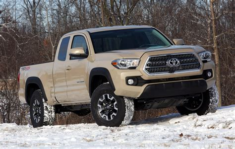 Toyota Tacoma Trd Road by 2018 Toyota Tacoma Trd Road Car Photos Catalog 2019