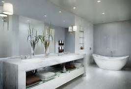 Modern Bathroom Modern Bathroom Floor Tile By