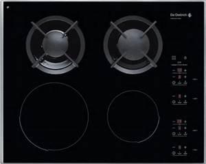 Plaque De Cuisson Gaz Induction : plaque vitroceramique 4 feux ~ Melissatoandfro.com Idées de Décoration