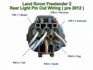 Freelander 2 Tow Bar Wiring Diagram