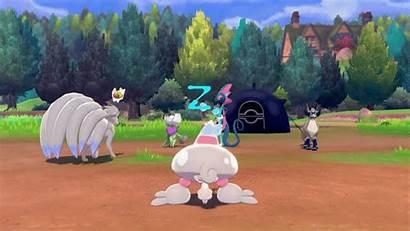 Shiny Hatenna Sword Pokemon Method Battle Found