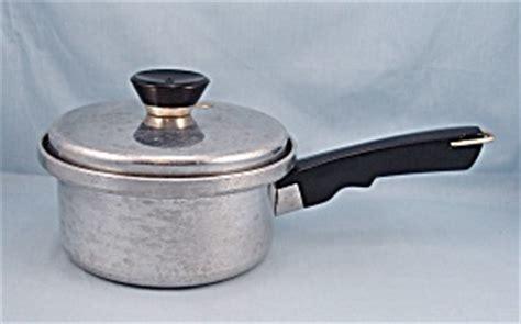 mirro waterless cookware gold bond  qt cookware  tipp eclectics