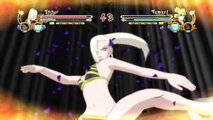 XBOX 360 Ino Shika Cho Vs Sand Siblings Naruto Ultimate