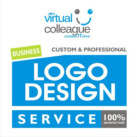 Business Logo Design, Custom Logo Design Services In London