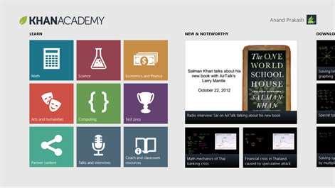 khan academy microsoft store