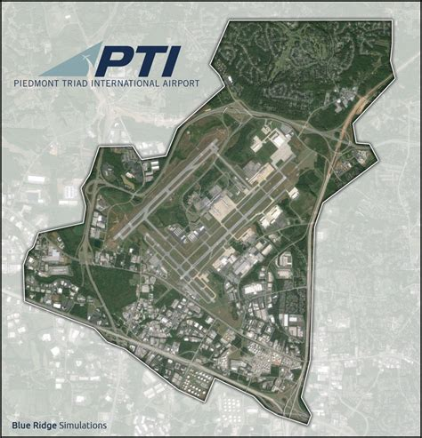 Greensboro Piedmont Triad Intl Airport